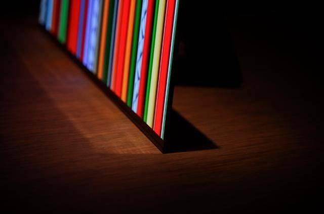 液晶遲暮,OLED是未來